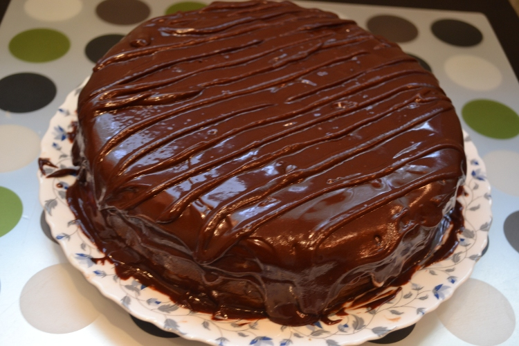 торт прага рецепт очень простой