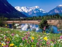 Весна в Альпах-1