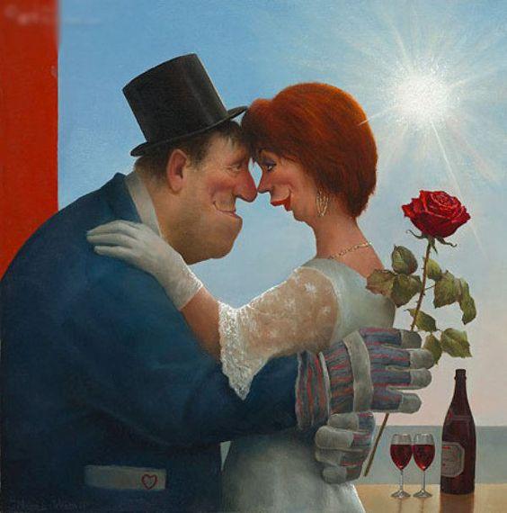 Прикольные картинки мужчина женщина любовь